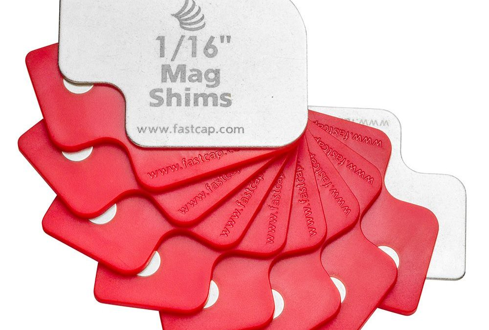Mag Shims from Fastcap – A Nifty Woodworking Tool